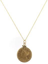 1885 $5 Dollar Liberty Coin Necklace