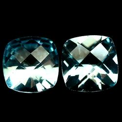 Beautifully matched 6.60ct Topaz pair