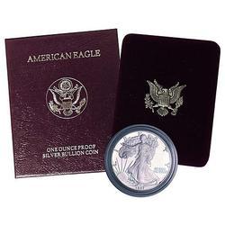 Proof American Silver Eagle 1987
