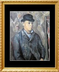 Paul Cezanne, The Artist's Son, Paul