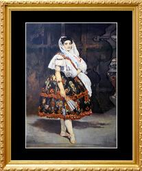 Edouard Manet, Lola de Valence