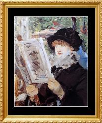 Edouard Manet, Le Journal Illustre