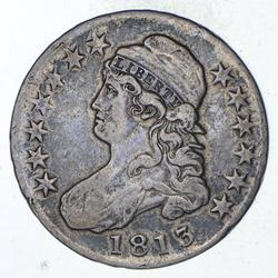 1813 Capped Bust Half Dollar - Circulated