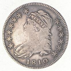 1810 Capped Bust Half Dollar - O-102a
