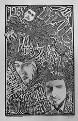 Ben G. Hand Signed, Bob Dylan