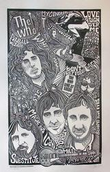 Ben G. Hand Signed, The Who