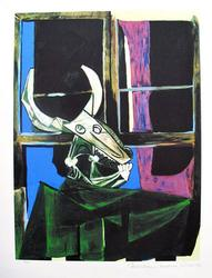 Pablo Picasso, Still Life With Steer Skull