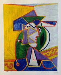 Pablo Picasso, Cavalier