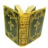 1875 Antique Lutheran Book of Worship