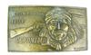 Rare Geronimo 1904 Exposition Belt Buckle