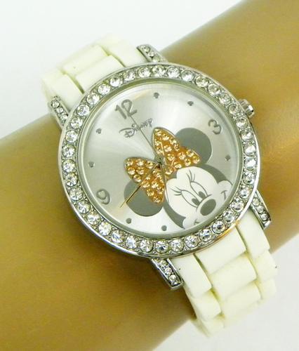 Disney Minnie Mouse Wrist Watch, Runs