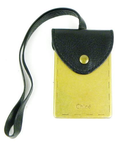 Authentic Designer Chloe Luggage/Purse Tag
