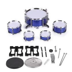 Kids Jazz Drum Set Kit Musical Educational Instrument