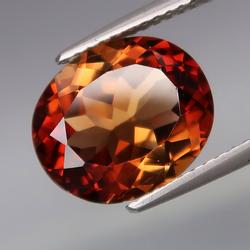 Simply stunning 5.91ct Ouro Preto Imperial Topaz
