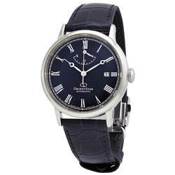 New Mens Orient Automatic w Blue Dial