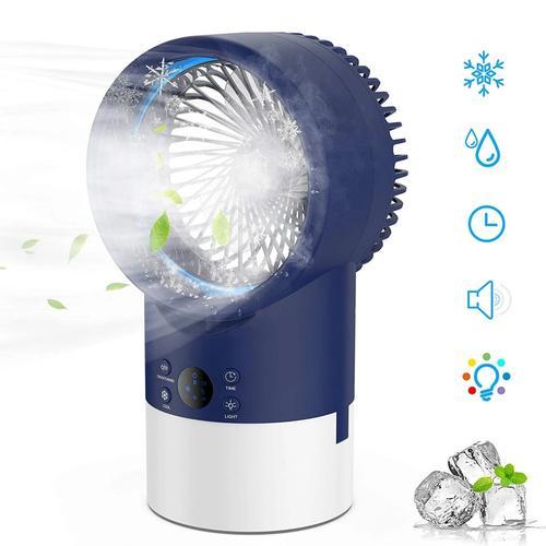 Adjustable Air Conditioner Mist Fan