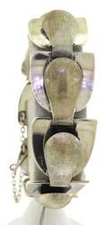 Vintage A Belgiorno Silver Bracelet