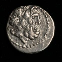 Achaean League 196-146 BC Silver Hemidrachm