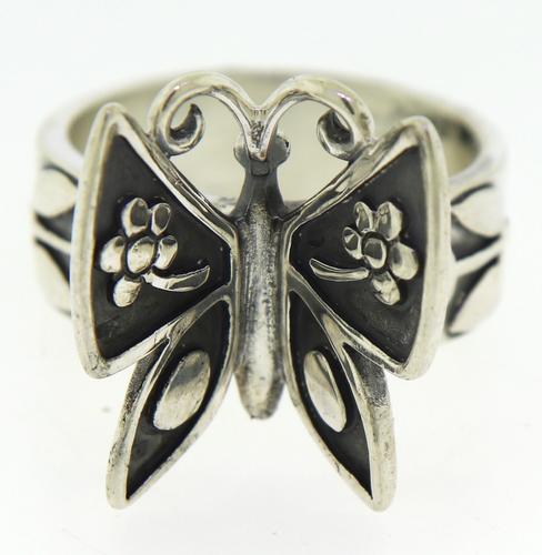 James Avery Mariposa Ring