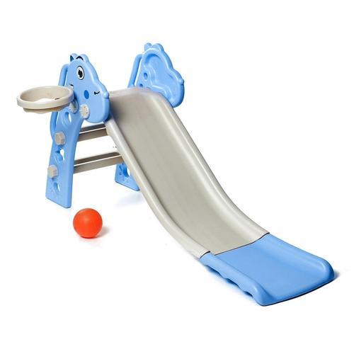 Baby Children Kid Long Slide Play Climber