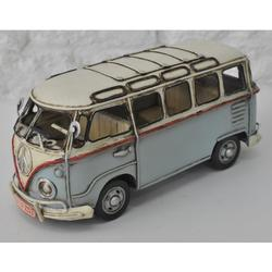 1957 Light Blue Kombi Volkswagen VW Min Bus Passenger Model Van