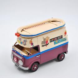 Volkswagen Bus Van Model from Jayland Figurine