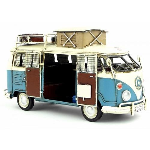 VW Volkswagen Samba Camping Roof Rack Model Car