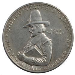 1920 BU Pilgrim Commemerotive Half