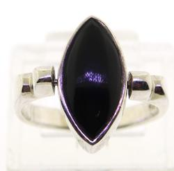 Vintage Sterling Silver Reversible Ring