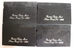 1994-1997 Silver Proof Sets