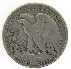1941 Coin Walking Liberty Flag