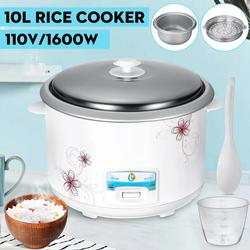 10L 110V Rice Cooker Non-stick steam