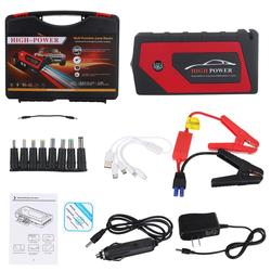 69800mAh 12V Motorcycle Car Jump Starter