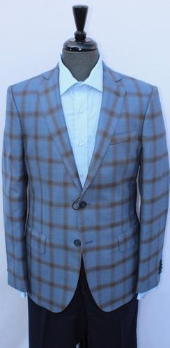 Stylish 2Button Slim Fit Sport Coat