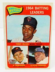 1964 American League Batting Leaders, #1