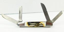 Vintage 4 Blade Pocket Knife