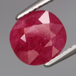 Prime ruby red heated only 3.06ct Lachinga Ruby