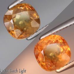 Gorgeous 2.10ct untreated golden Sphene