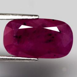 Striking 5.84ct unheated Mozambique Ruby
