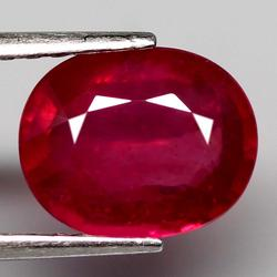 Fantastic 3.08ct blood red Ruby