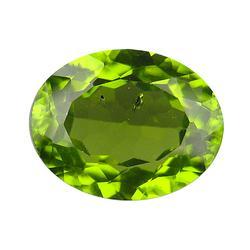 Large 4.24ct Burma green Peridot