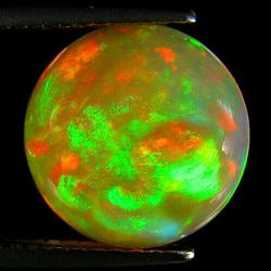 Superb 3.38ct full cover flashing Welo Opal