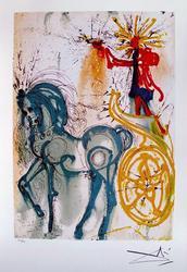 Salvador Dali, Le Cheval de Triomphe