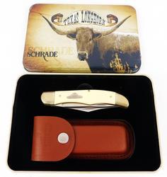 Schrade Texas Longhorn Old Timer Pocket Knife