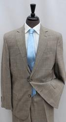 New Arrival, Wool, Linen & Silk blend suit, Made in Italy