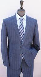 Stylish 2-Button Slim Fit Suit By Galante