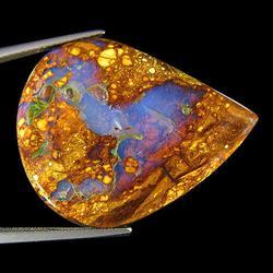 Gorgeous 29.25ct crystal core Koroit Boulder Opal