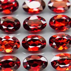 Stunning 10.90ct 20 piece untreated Garnet set
