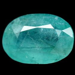 Beautiful blue 3.50ct untreated Grandidierite