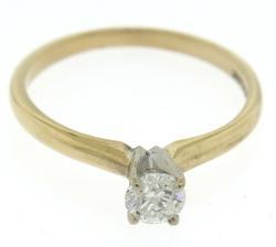 Popular RBC Splatire Diamond Engagement Ring